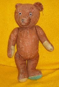 MEDVÍDEK KRÁSNÝ STARÝ KUS | Aukro Old Toys, Vintage Toys, Retro, Old Fashioned Toys, Retro Illustration, Old School Toys