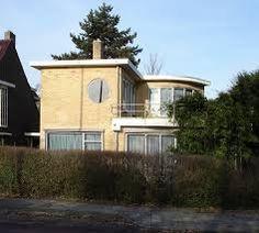 Ravesteyn house // Design: S. van Ravesteyn 1934