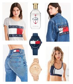 """Tommy Girl"" by stephanie-rozek-paris ❤ liked on Polyvore featuring Tommy Hilfiger"