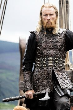 """ Vikings | 2.02 ""Invasion"" | Jarl Borg """
