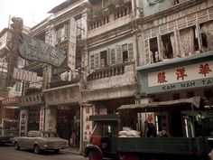 What Hong Kong Looked Like 40 Years Ago - Business Insider