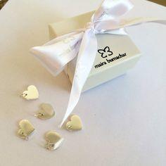 Encomenda para uma noiva paulista entregue! #presenteparamadrinhas  #prata #mairabumachar #noivasmb