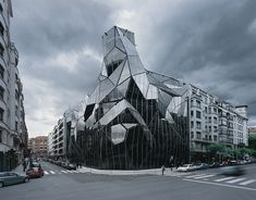 Venom's Lair / Coll-Barreu Arquitectos | AA13 – blog – Inspiration – Design – Architecture – Photographie – Art
