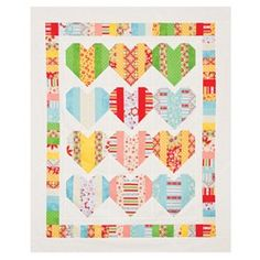 Heartstrings quilt pattern