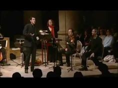 "Philippe Jaroussky with L'Arpeggiata and Christina Pluhar: Monteverdi ""Si dolce"" - YouTube"