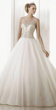 Pronovias 2015 Bridal Collections – Fashion Style Magazine - Page 49