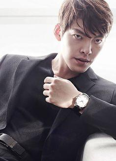 Kim Woo Bin for Calvin Klein