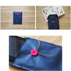Case Tablet/iPad Blue. Disponível também em outras cores em www.libel4.com