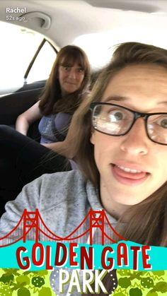 Rachel and her mom