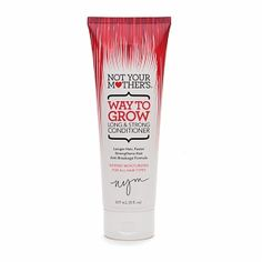 Longer hair, Faster Strengthens hair Anti-breakage formula Intense moisturizing For all hair types Love this stuff I used two bottles of it and my hair grew 3.5 inches. Plus it made my color treated hair so much healthier