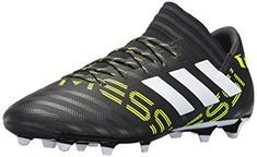 buy popular 44112 1bef6 adidas Mens Nemeziz Messi 17.3 Firm Ground Cleats Soccer Shoe Review