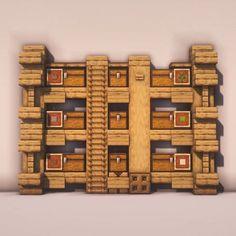 Minecraft Statues, Minecraft Structures, Minecraft Medieval, Cute Minecraft Houses, Minecraft City, Minecraft Plans, Minecraft Construction, Amazing Minecraft, Minecraft Tutorial