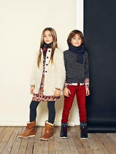 Mango. fashion kids