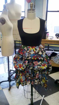 Marvel Hero Dress M / L. $180.00, via Etsy.