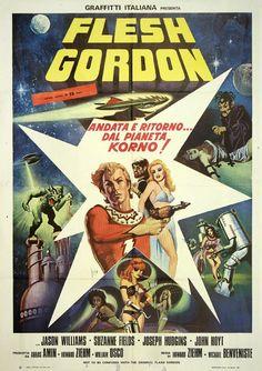 Flesh Gordon, an instant classic