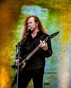 Dave Mustaine, Wacken, 8/5/2017