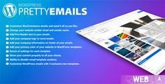 WordPress Pretty HTML Emails - Responsive Modern HTML Email Templates - http://codeholder.net/item/wordpress/wordpress-pretty-html-emails