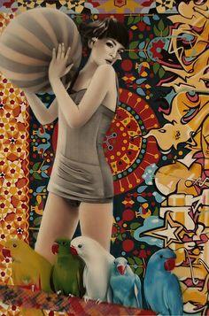 Artist :Eduardo Kobra