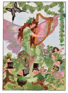 Irish fairies - the best! ;)