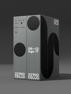 Rio Cello (Proposal) on Behance Book Design, Web Design, Graphic Design, Grid Design, Trophy Design, Branding, Poster S, Illustration, Bottle Design