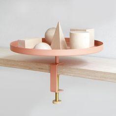 Clamp tray