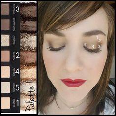 Addiction Palette #1 Eye shadow