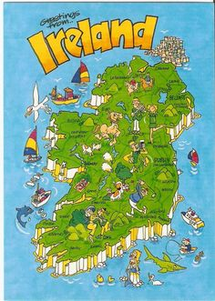 Irish Culture | ireland geography history of ireland saint patrick s day information