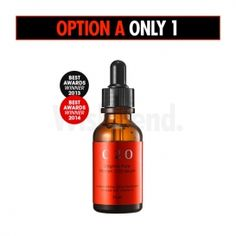 Free Shipping + [C20] OST Original Pure Vitamin C20 Serum