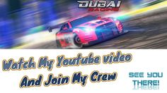 Dubai Racing - Friend Code Club Exchange - (iOS/Android)