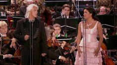 "Netrebko & Hvorostovsky live from Red Square: Eugene Onegin ""O! Kak mne ..."