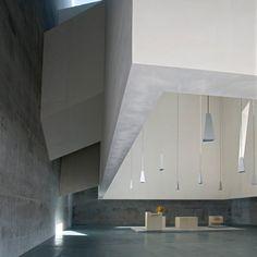 Church in Foligno Italy by Massimiliano and Doriana Fuksas architects