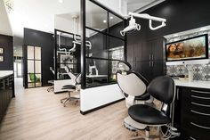 If you show off the outcomes of your happy healthful mouths, individuals will be intrigued to provide you a try. The dental office is inundated with various records and forms, all needed as a membe… Clinic Interior Design, Clinic Design, Dental Office Decor, Dental Offices, Office Color Schemes, Office Waiting Rooms, Interior Doors For Sale, Dental Office Design, Office Designs
