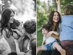 Me 'n my weirdos. Images by Gina Zeidler.