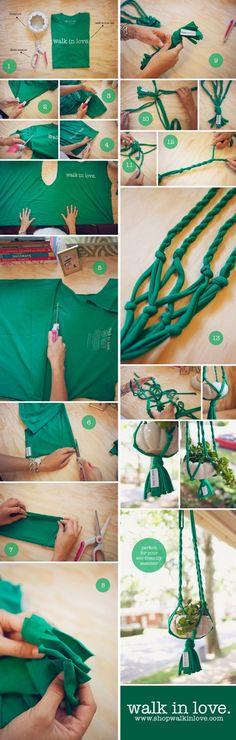 6 macrame diy plant hanger tutorials hanging pots