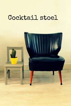 Cocktail stoel