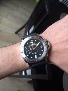 [Vends] Panerai luminor submersible Pam 024