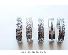 "Indian Jewelry (インディアン ジュエリー) ""BANGLE - HENRY MARIANO"""