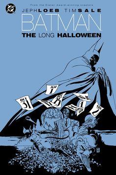 Batman - The Long Halloween (Inc. DC Essentials) Free Download – GetComics