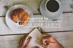 Inspired by the Lifestyle, Travel and Wedding Photographer Olivia Rae James