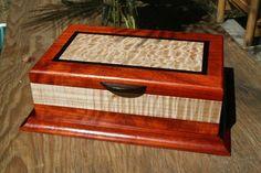 box made from padauk wood - Bing images