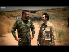 Paintball challenge - Top Gear USA - BBC