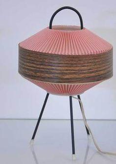 Vtg MCM Desk Lamp