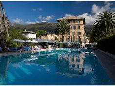 Grand Hotel piscina