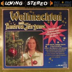 Weihnachten mit Andrea Jürgens/German Christmas songs