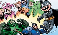 Weird Science DC Comics: Bat-Mite #5 Preview