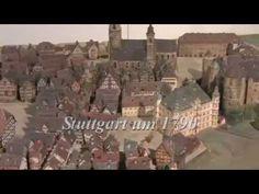 Stuttgart um 1790
