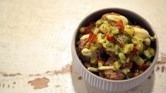 Croquettes de quinoa