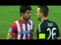 Diego Costa VS John Terry