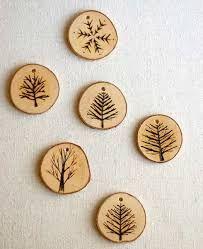 Risultati immagini per christmas wood burning patterns