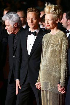 ~~Tom Hiddleston Photos - 'Only Lovers Left Alive' Premieres in Cannes - Zimbio~~